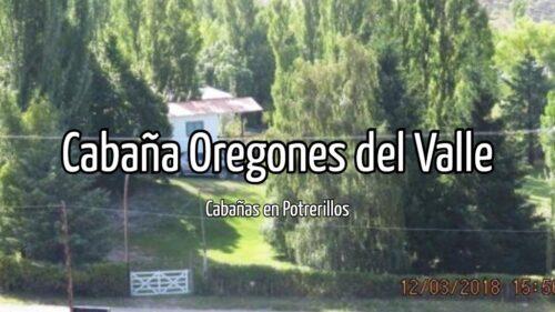Cabaña Oregones del Valle