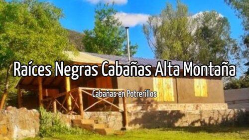 Cabañas Raíces Negras