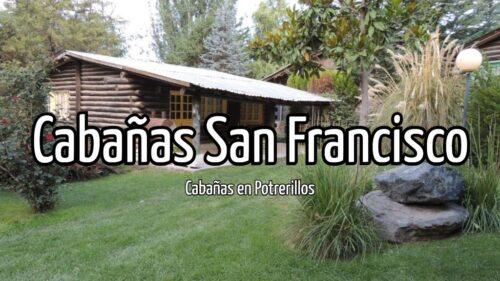 Cabañas San Francisco